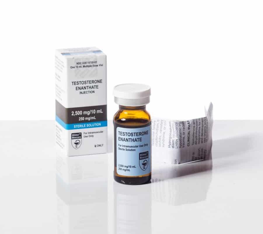 Testosterone Enanthate Hilma