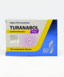 Turinabol Balkan Pharmaceuticals
