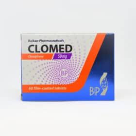 Clomiphene Citrate Balkan Pharmaceuticals