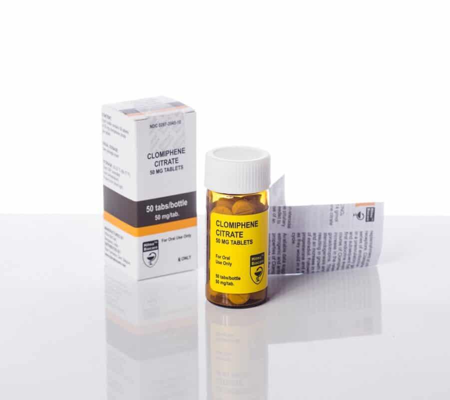 Clomiphene Citrate Hilma