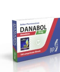 Balkan Pharmaceuticals Danabol