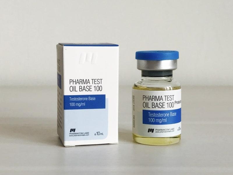 Testosterone Oil Base