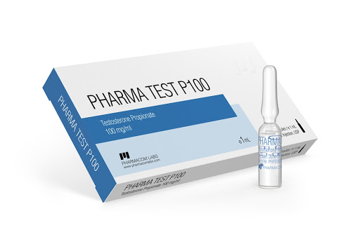 Testosterone Propionate Pharmacom